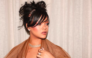 Rihanna's latest outfit is so bizarre nobody knows what to think
