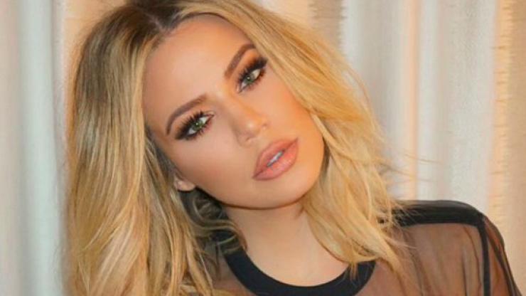 Khloe Kardashian reveals daughter's name and it's completely mad