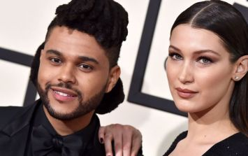 Bella Hadid has finally commented on those Weeknd hook up rumours