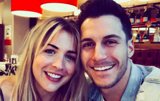 Gemma Atkinson and Gorka Marquez spark rumours they're engaged