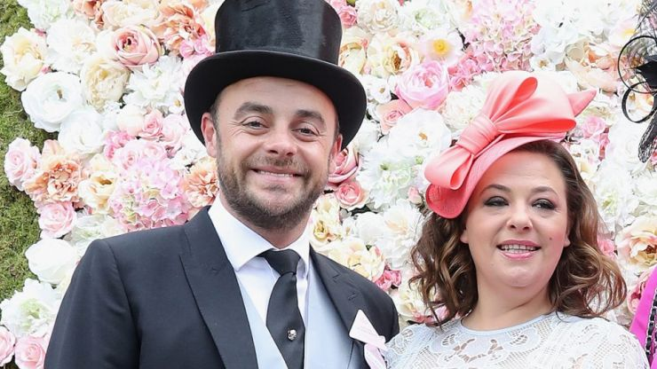Lisa Armstrong says she's finally 'ready to move on' from Ant McPartlin