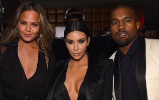 Kim Kardashian and Chrissy Teigen are trolling Kanye on Twitter and it's GAS