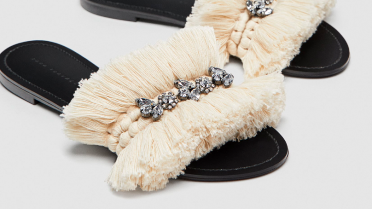 These €50 Zara sandals will complement your entire summer wardrobe