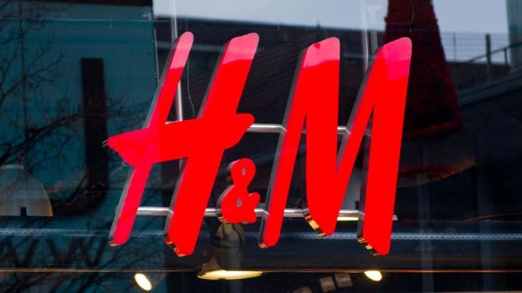 H&M to close 170 stores this year due to dropping sales