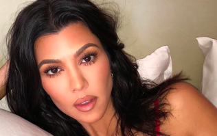 Kourtney Kardashian's new makeup collaboration could be our favourite one YET