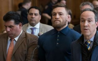 Conor McGregor returns to social media following New York court appearance