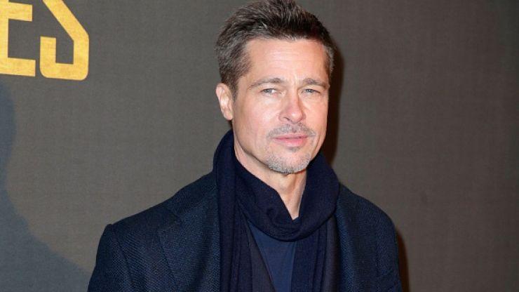 Brad Pitt said to be 'spending time' with university professor Neri Oxman