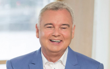Eamonn Holmes criticised for comments on today's This Morning