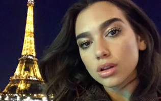 Dua Lipa debuted her new haircut in Dublin last night and she looked incredible