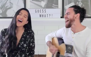 YouTube duo announce they're expecting a baby with sweetest song ever