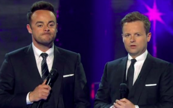 Emotional audition on first episode of Britain's Got Talent leaves Ant and Dec in tears