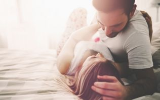 This position is 'best' for conceiving a girl but we're not buying it
