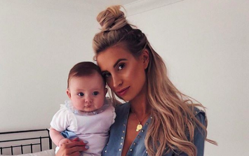 Ferne McCann ordered to take daughter to visit ex Arthur Collins in prison