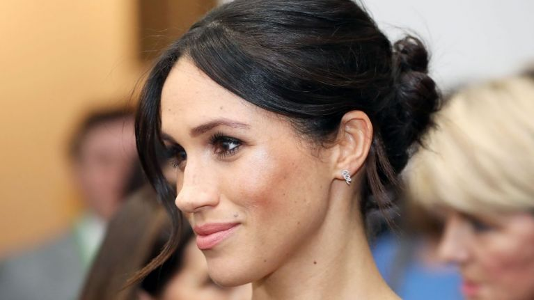 The reason Meghan Markle always has her hands in her pockets during public appearances