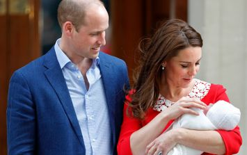 Duke and Duchess of Cambridge share the name of their third child