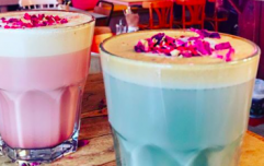 This Cork café created a Unicorn Latte that is both healthy and aesthetically GORGE