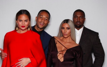 There's a load of Twitter drama happening between Kanye and John Legend