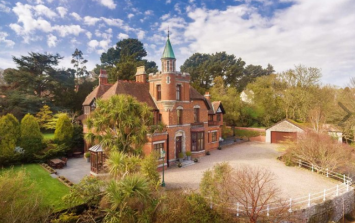 This gothic Co. Dublin mansion is for sale and the views are absolutely stunning
