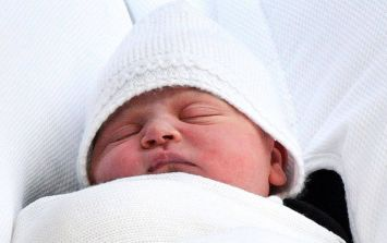 The funniest tweets about the royal baby being named Prince Louis