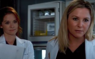 Grey's Anatomy may have just dropped a clue about two major exits from the show