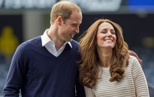 Kensington Palace share candid snap to mark Kate and Will's seven year wedding anniversary