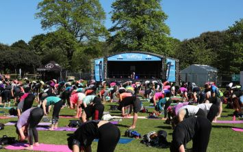 Win 2 tickets to Wellfest plus 100 euros worth of gym gear!