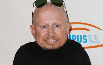 Actor Verne Troyer has died, aged 49