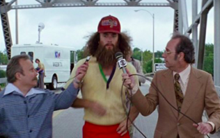 Man dressed as Forrest Gump breaks world record at the London Marathon