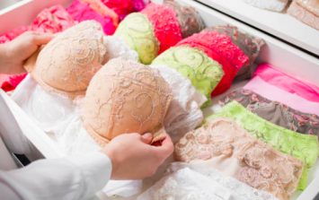 If you keep your bras in a drawer here's why you might want to stop