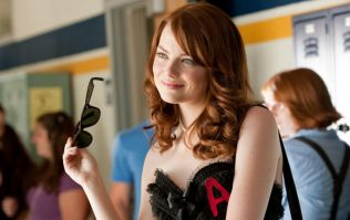 Easy A is on the TV tonight just in case you didn't know what to do with your evening