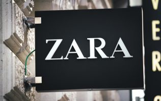 Zara has a new app that will let you see what clothes are like in real life