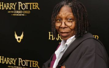 Whoopi Goldberg just proved that she's the ultimate Harry Potter fan
