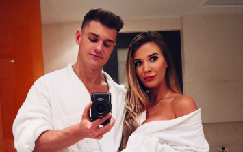 Sarah Godfrey releases a statement regarding her relationship with Rob Lipsett