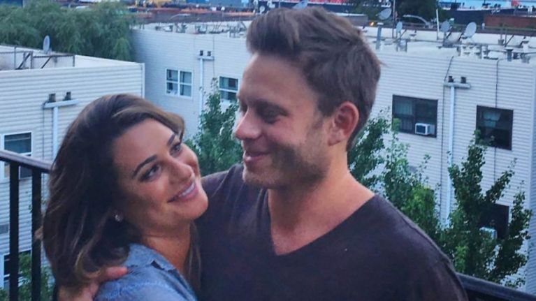 Who exactly is Lea Michele marrying? Who is Zandy Reich?