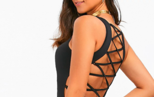People are genuinely horrified by an open-back dress on sale at the moment