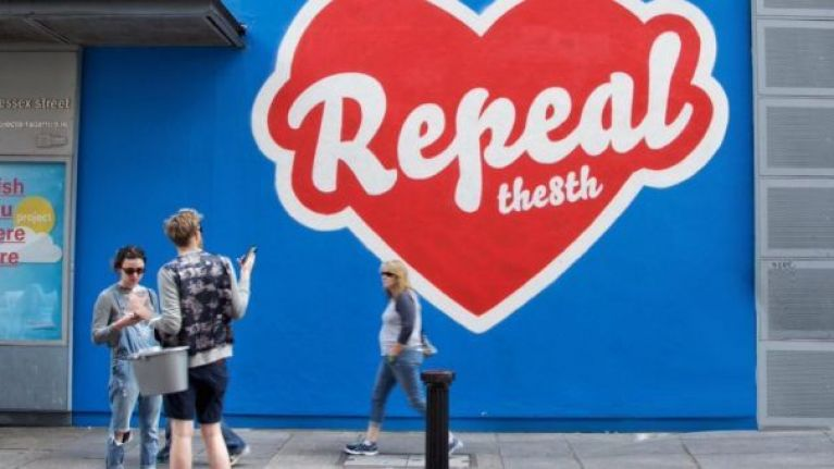 The first Repeal exit poll has been released... and it looks like good news