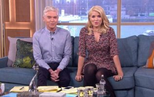 We're actually delighted with who'll be replacing Holly on This Morning