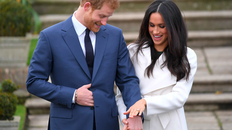 Kensington Palace Share An Official Update On The Royal Wedding