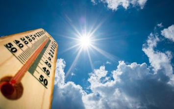 Met Éireann has issued a high temperature weather warning for all of Ireland