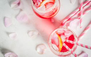 There's another PINK GIN on the market that's perfect for long weekends like this one