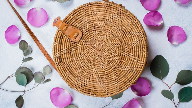 Here are 3 gorgeous basket bags you'll love for summer