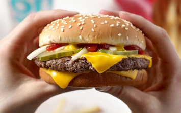 McDonald's is changing its burgers, and they actually sound glorious