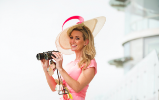 The prize for the best dressed lady at this year's Galway Races is pretty amazing