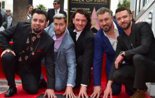 NSYNC reunited yesterday and our 13-year-old selves can't handle it