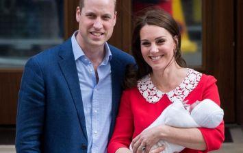 Kate Middleton video explains a rather bizarre confusion around Prince Louis