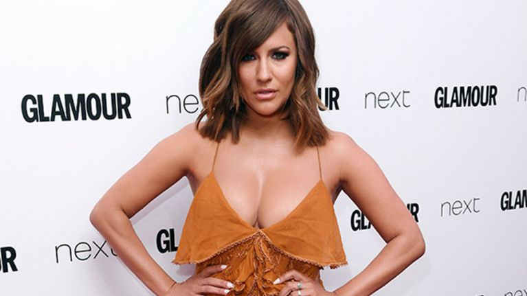 Caroline Flack officially has a new boyfriend, and he looks pretty familiar