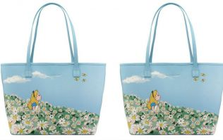 Cath Kidston is releasing an Alice in Wonderland collection and it's SO stunning
