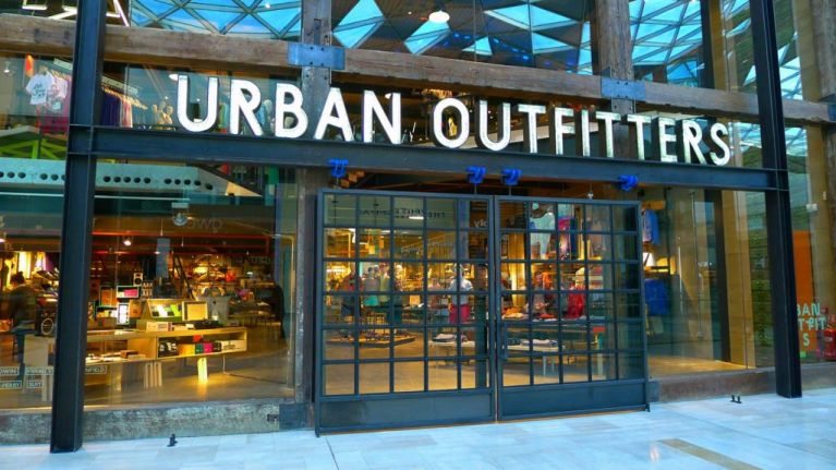 Urban Outfitters shows record turnover | RetailDetail