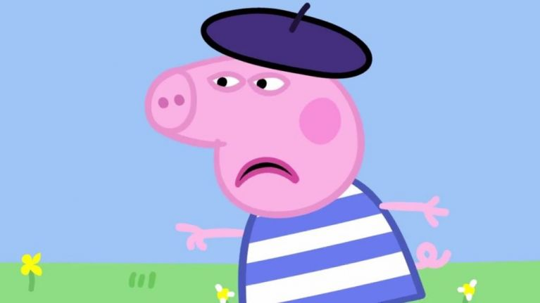 Peppa Pig Has Been Banned In China For Being Too Gangster Her Ie