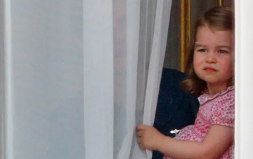 5 times Princess Charlotte was an extremely iconic toddler